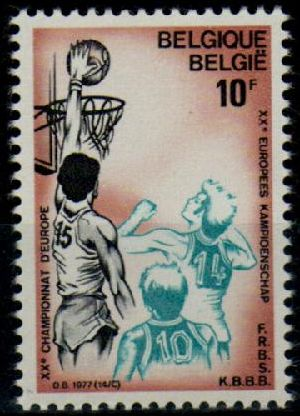 1977 European Basketball