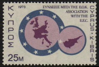1973 Association with Common Market