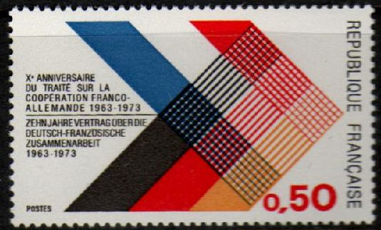 1973 Franco-German Co-operation