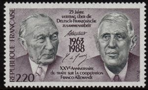 1988 Franco-German Co-operation