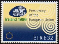 1996 Presidency of the EU