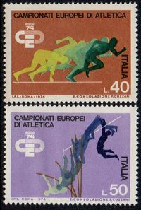 1974 European Athletics Championships