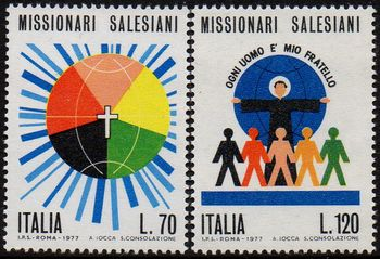 1977 Salesian Missionaries