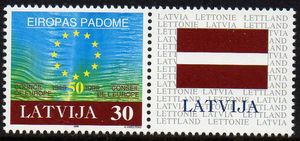 1999 Council of Europe + Label