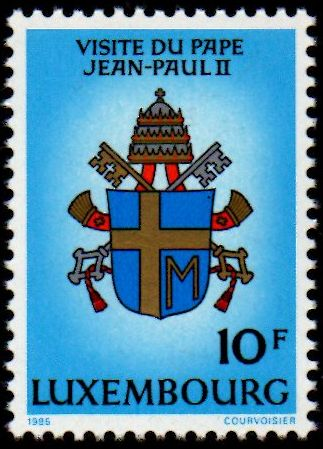 1985 Visit of Pope John Paul II