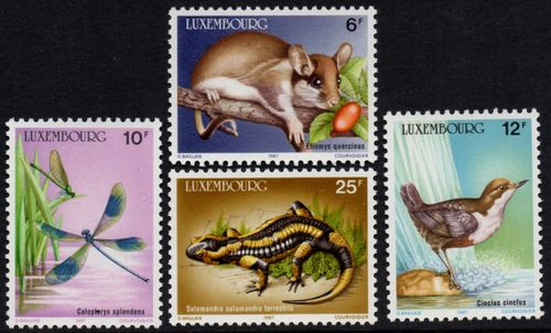 1987 Endangered Animals