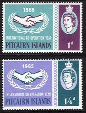 1965 International Co-operation (L/M/M)