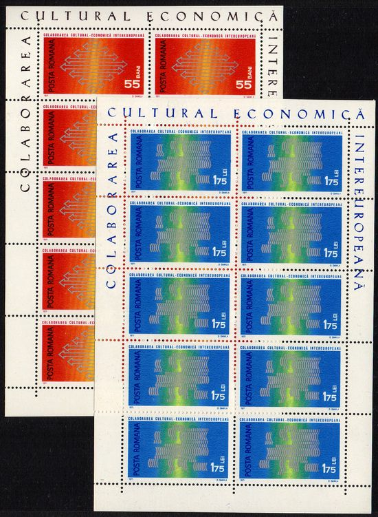 1971 Cultural and Economic Co-operation (M/S)