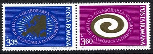 1973 Cultural and Economic Co-operation (2v)