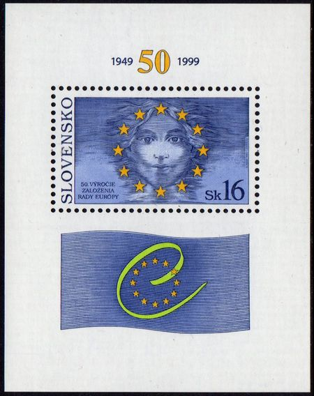 1999 Council of Europe M/S