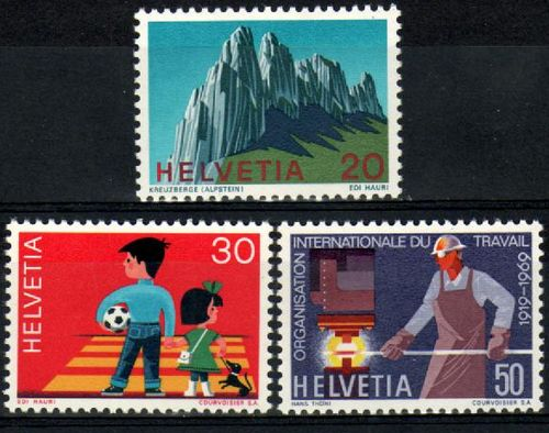 1969 Publicity Issue II