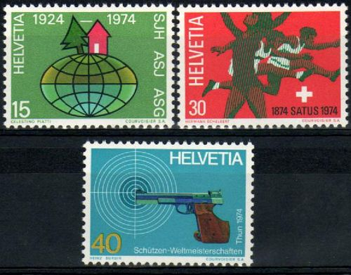 1974 Publicity Issue I