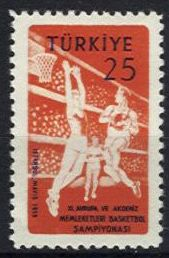 1959 European Basketball
