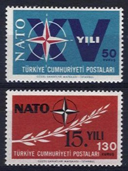 1964 15th Anniversary of N.A.T.O.