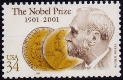 2001 Nobel Prize - Click Image to Close