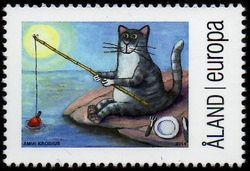 2014 Personalised Stamps - Cat