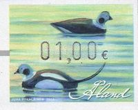 2013 Machine Label €1.00