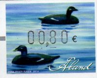2014 Machine Label €0.80