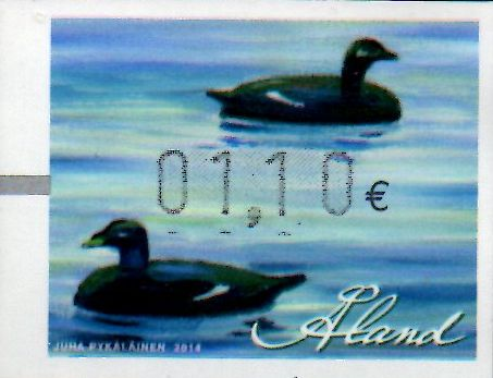 2014 Machine Label €1.10