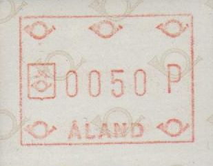 1984 Machine Label 150p