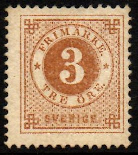 1872 to 1876 Circle Type Perf 14