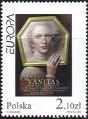 Europa Stamps 2003