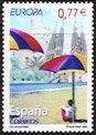 Europa Stamps 2004
