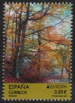 Europa Stamps 2011