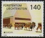 Europa Stamps 2012