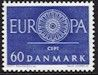 Europa Stamps 1960