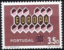 Europa Stamps 1962