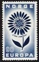 Europa Stamps 1964