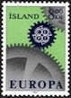 Europa Stamps 1967
