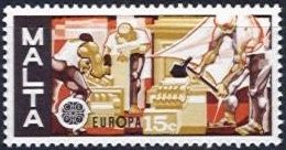 Europa Stamps 1976