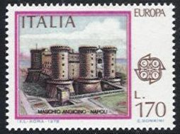 Europa Stamps 1978