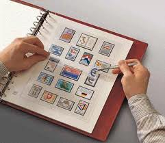 Stamp Albums Supplements & Pages