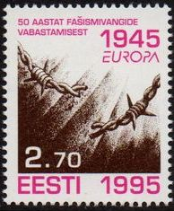Europa Stamps 1995