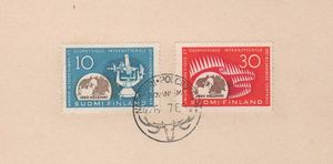 Finland Covers and Cards