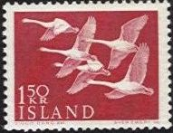 Iceland Stamp Price List to 1999