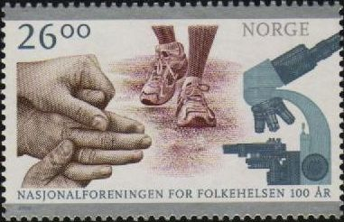 Norway Commemoratives from 2000