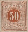Postage Due Stamps 1877 - 1882