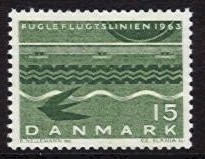 1963 Denmark - Germany Railway