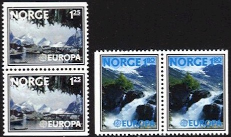 1977 Norway (pairs)