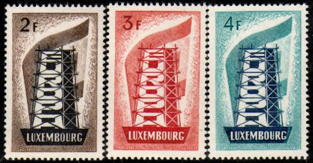 1956 Luxembourg