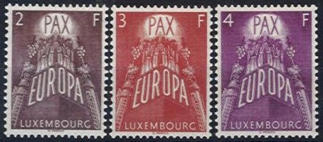 1957 Luxembourg