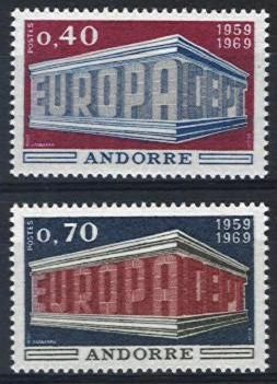 1969 Andorra (French)