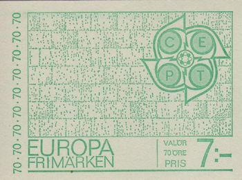 1969 Sweden (Booklet)