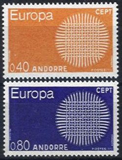 1970 Andorra (French)