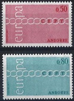 1971 Andorra (French)