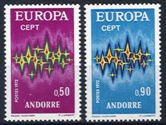 1972 Andorra (French)